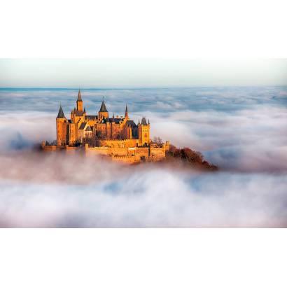 Фотообои Замок в облаках | арт.12419