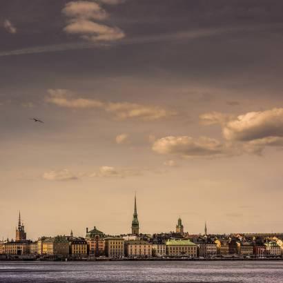 Фотообои Стокгольм | арт.12423