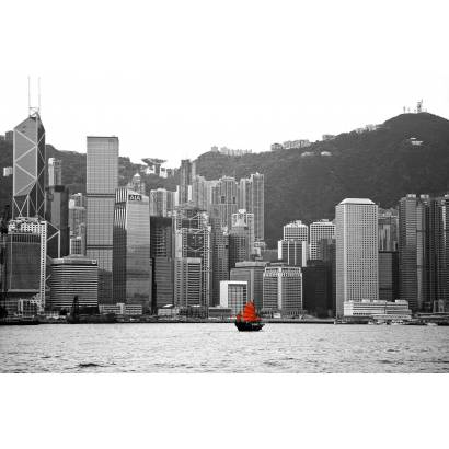 Фотообои Гонконгская набережная | арт.12426