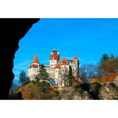 Фотообои Замок Бран. Румыния | арт.12429