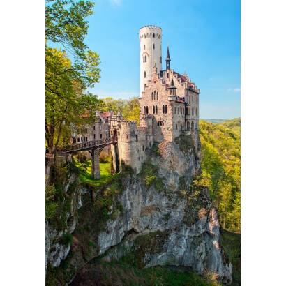 Фотообои Замок Лихтенштейн | арт.12430