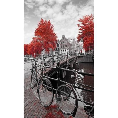 Фотообои Амстердам | арт.12442