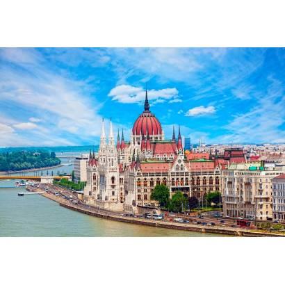 Фотообои Будапешт | арт.12445