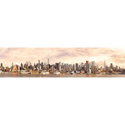 Фотообои Панорама Нью-Йорка | арт.12449