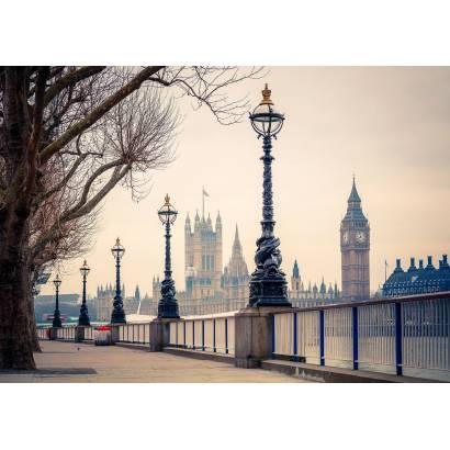 Фотообои Лондон. Набережная | арт.12455