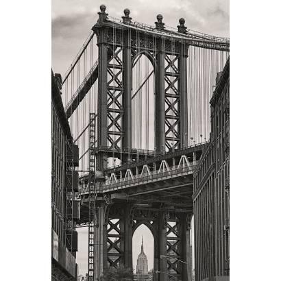 Фотообои Манхэттенский мост | арт.12463