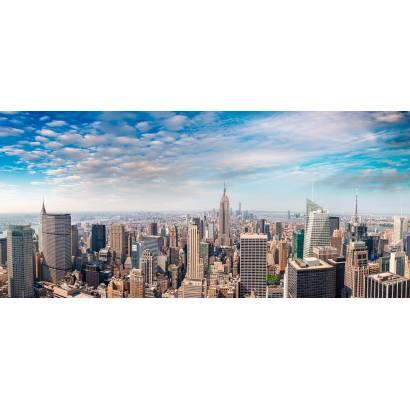 Фотообои Панорама мегаполиса | арт.12466