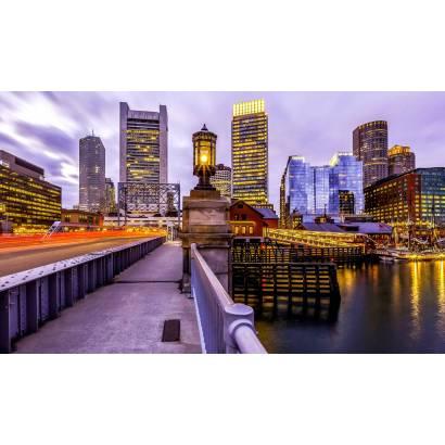 Фотообои Бостон | арт.12470