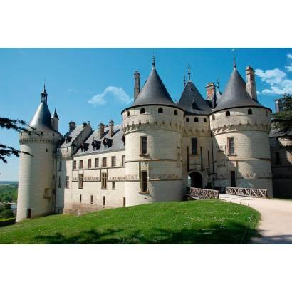 Фотообои замок Шамбор | арт.12477