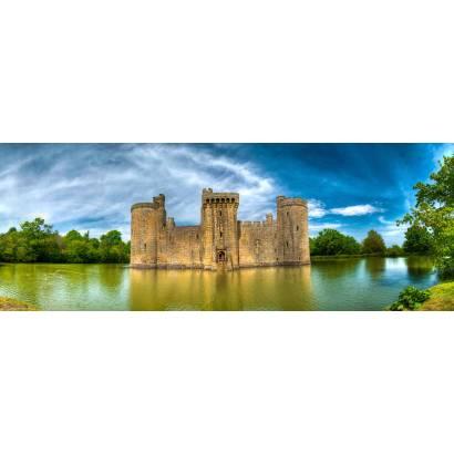 Фотообои Замок на воде | арт.12483