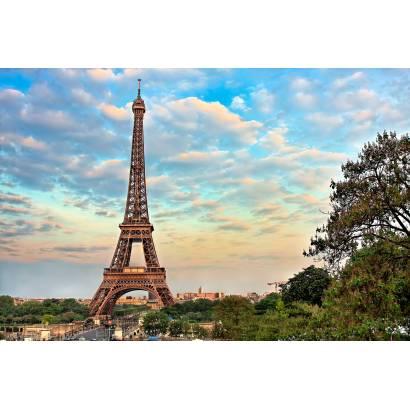Фотообои Эйфелева башня | арт.1289