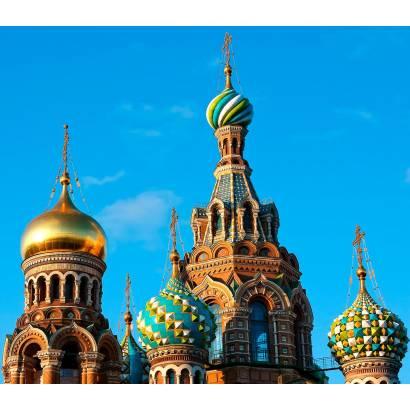 Фотообои Храм Василия Блаженного | арт.1295