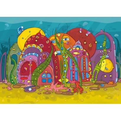 Фотообои Подводный мир | арт.14142