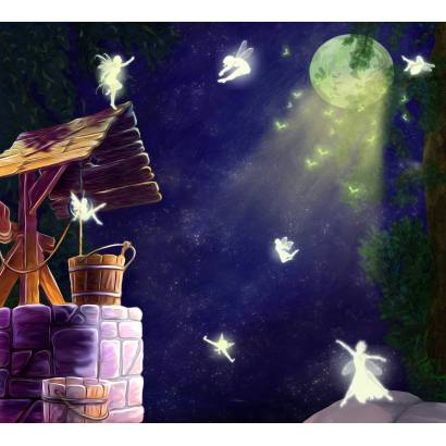 Фотообои Ночные Эльфы | арт.14228
