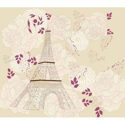 Фотообои Париж. Романтика. | арт.14234