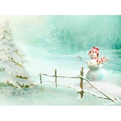 Фотообои Зимняя Прогулка | арт.14235