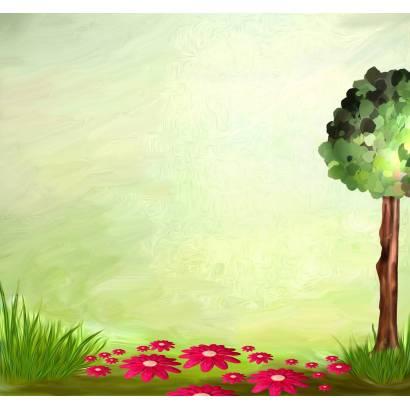 Фотообои Детская поляна | арт.14244