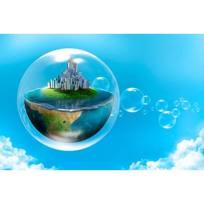 Фотообои Волшебный земной шар | арт.14259