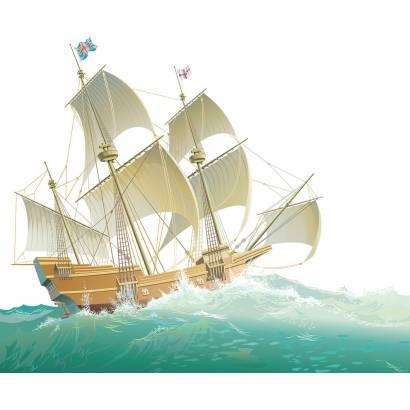 Фотообои Корабль | арт.14261