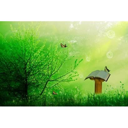 Фотообои Сказочная поляна | арт.14266