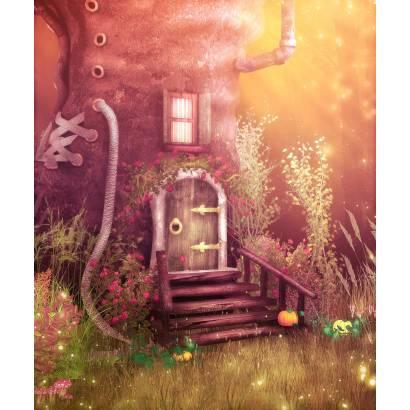 Фотообои Дверь в сказочный дом | арт.14282