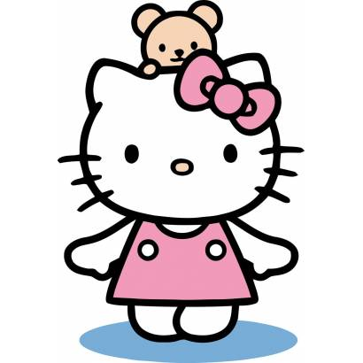 Фотообои Hello Kitty | арт.14307