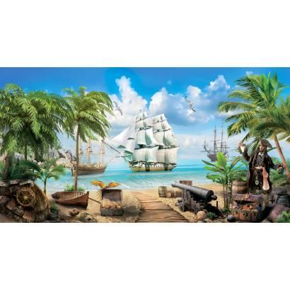 Фотообои Пираты Карибского моря | арт.14322