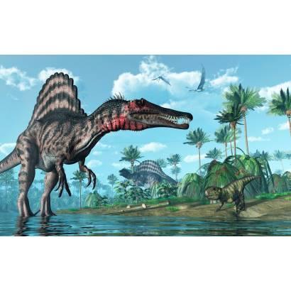 Фотообои Динозавры | арт.14342