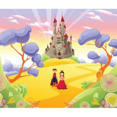 Фотообои Принц и принцесса | арт.14349