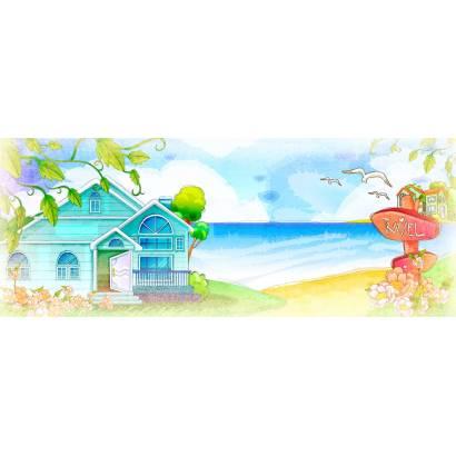 Фотообои Дом у побережья | арт.14380
