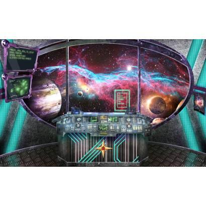 Фотообои Кабина космического корабля | арт.14394