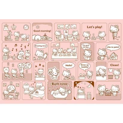 Фотообои Hello Kitty | арт.14399