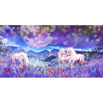 Фотообои Волшебные единороги | арт.14403