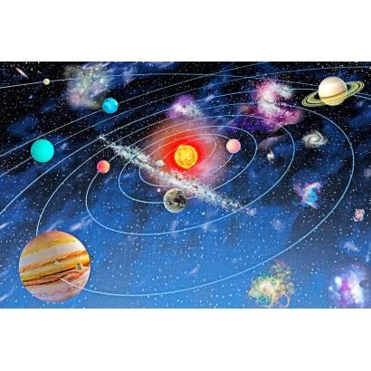 Фотообои Солнечная система | арт.14428
