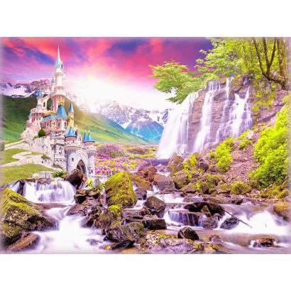 Фотообои Сказочные горы | арт.14439