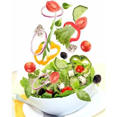 Фотообои Овощной Салат | арт.15143