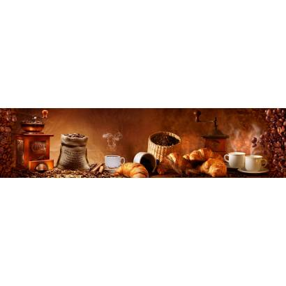 Фотообои Кофе. Панорама | арт.15164