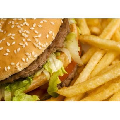 Фотообои Гамбургер | арт.1526