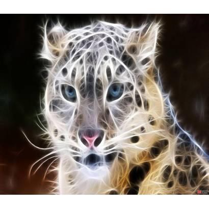 Фотообои Леопард | арт.16293