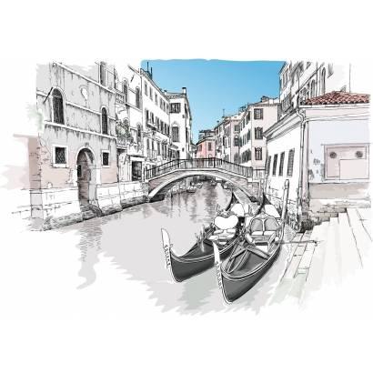 Фотообои Мост в Венеции | арт.17104