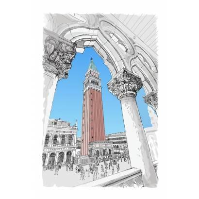 Фотообои Венеция. Площадь Сан-Марко | арт.17105