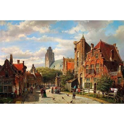Фотообои Городской пейзаж | арт.17110