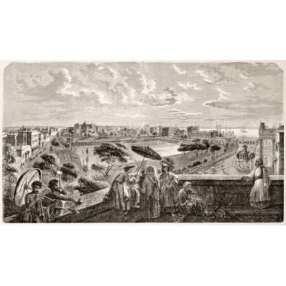 Фотообои Калькутта | арт.1740