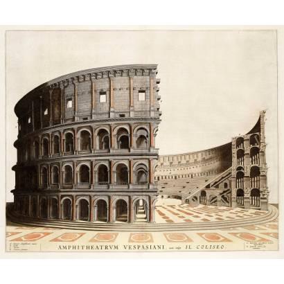 Фотообои Колизей | арт.1741