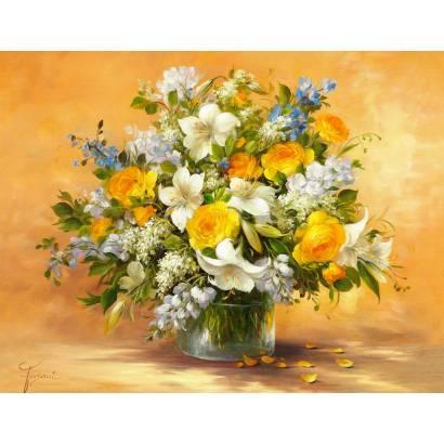 Фотообои Букет цветов | арт.1744