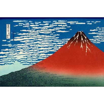Фотообои Японская гравюра | арт.1765