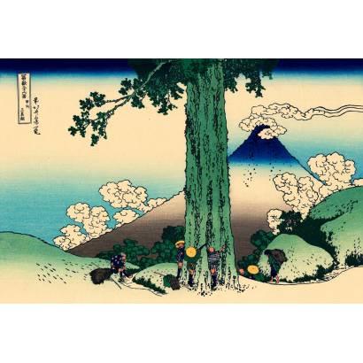 Фотообои Японская гравюра | арт.1768