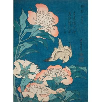 Фотообои Японская гравюра | арт.1769