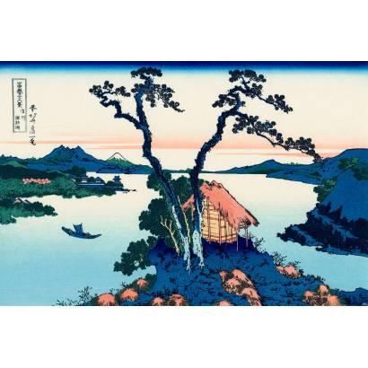 Фотообои Японская гравюра | арт.1771