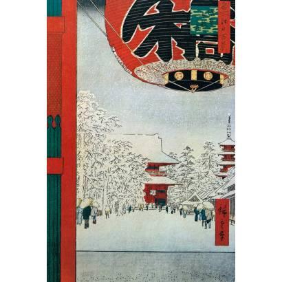 Фотообои Японская гравюра | арт.1778